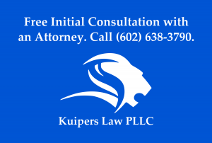 Kuipers Law, Phoenix AZ Legal advice, Lawyer Attorney, Family Law